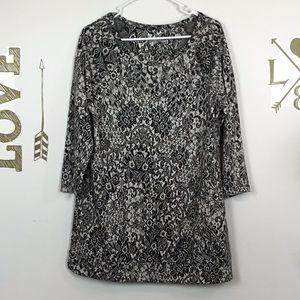 SOMA LUXURIOUSLY SOFT LOUNGE WEAR DRESS